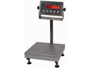 Váha nerezová do 60 kg - mokré prostředí