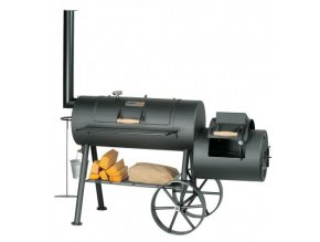 Zahradní gril Smoky Fun Party Wagon 6
