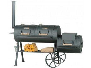 "Zahradní gril Smoky Fun Party Wagon 24"""