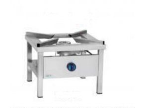 Plynová nerezová stolička GSPE-600