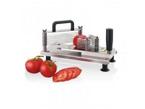 Plátkovač rajčat horizontální malý, plátky 5,5 mm