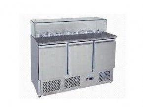 Chladící stůl PIZZA SALADETA MPS-1374