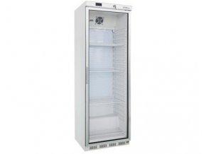 Prosklená lednice NORDline UR 400 G