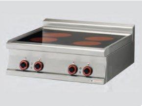 Sporák s indukčním ohřevem PCIT 78 ET
