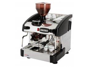 Kávovar jednopákový s mlýnekm EMC 1P/B/M/C