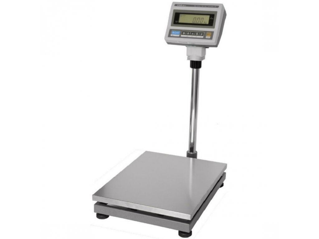Můstková váha s LCD displejem 60/150 kg