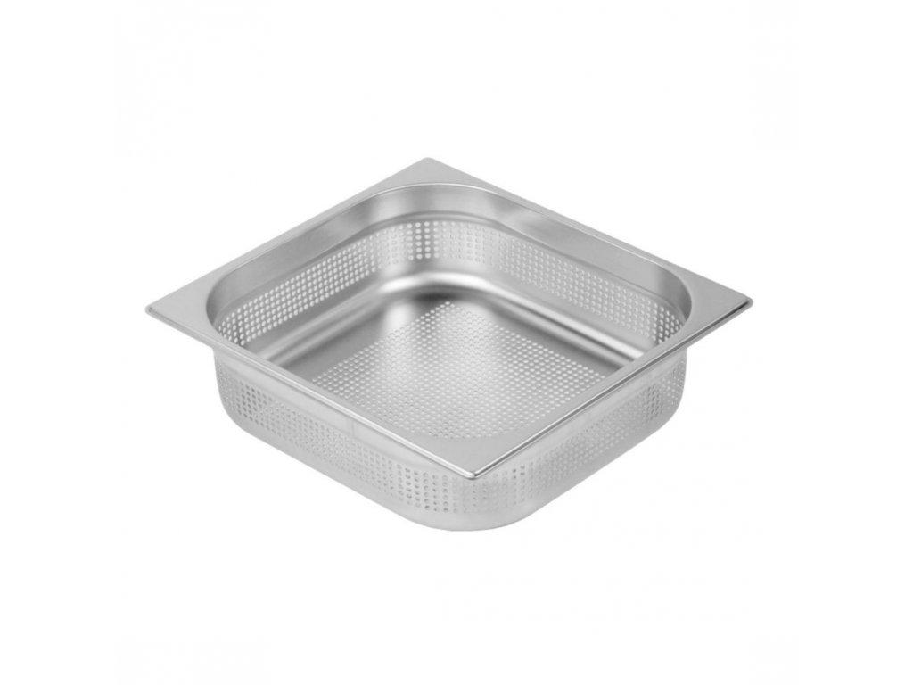 Gastronádoba perforovaná GN 2/3 200 mm