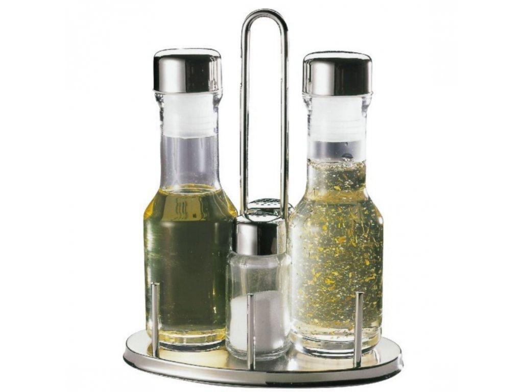 Solnička s olejem a octem