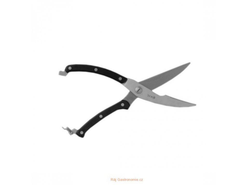 Nůžky na drůbež 25 cm