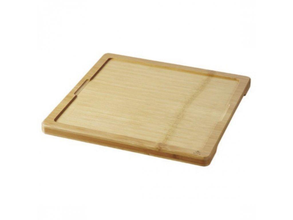Bambus Servírovací talíř pro Basalt 29x29cm