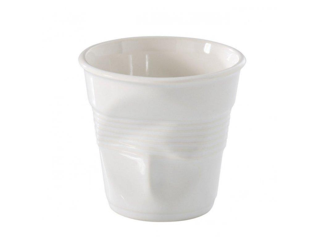 Pohárek Froisses bílý 180ml