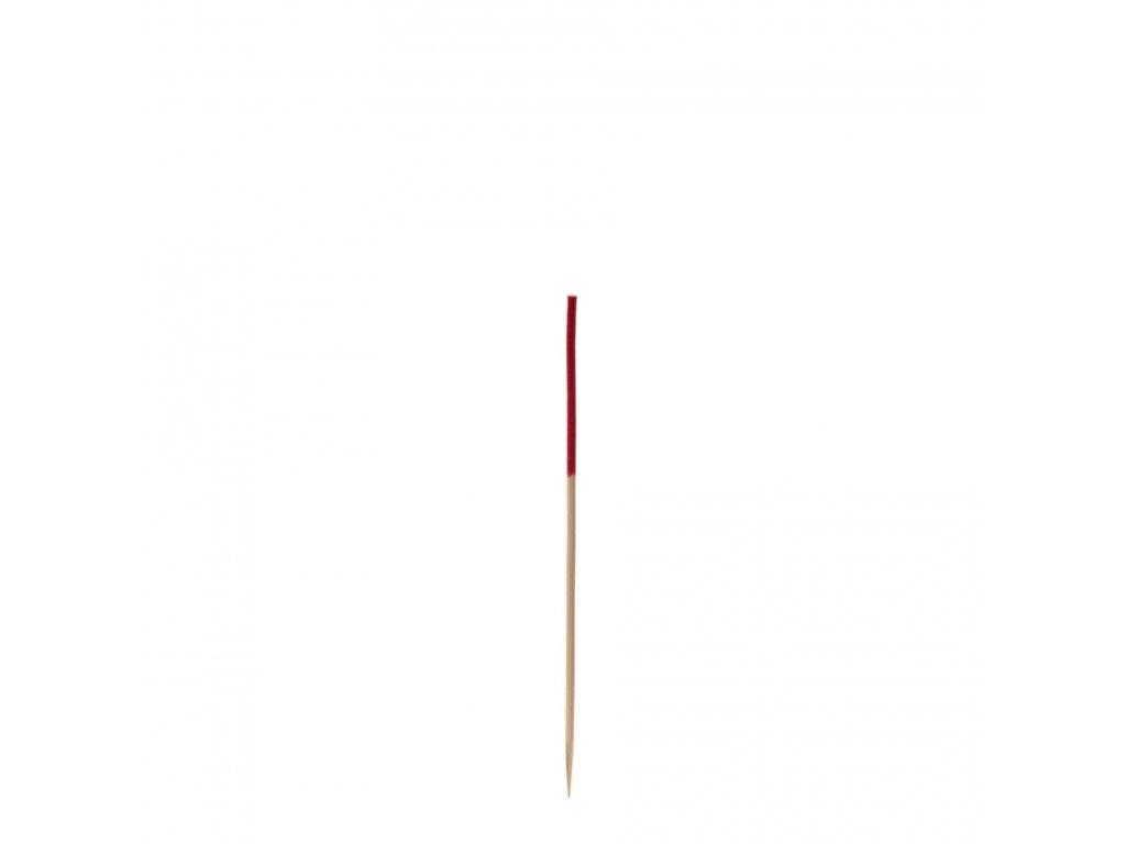 Napichovátko špejle červená S, balení 100ks