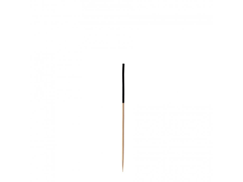 Napichovátko špejle černá S, balení 100ks
