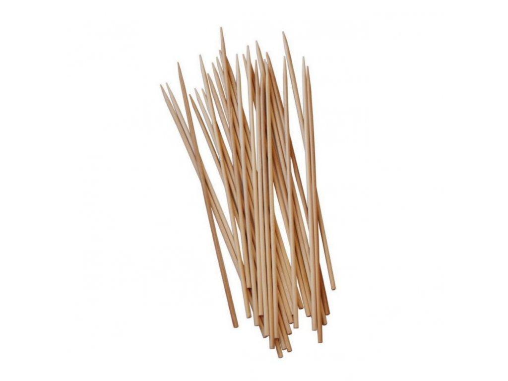 Špejle bambus, balení 250ks