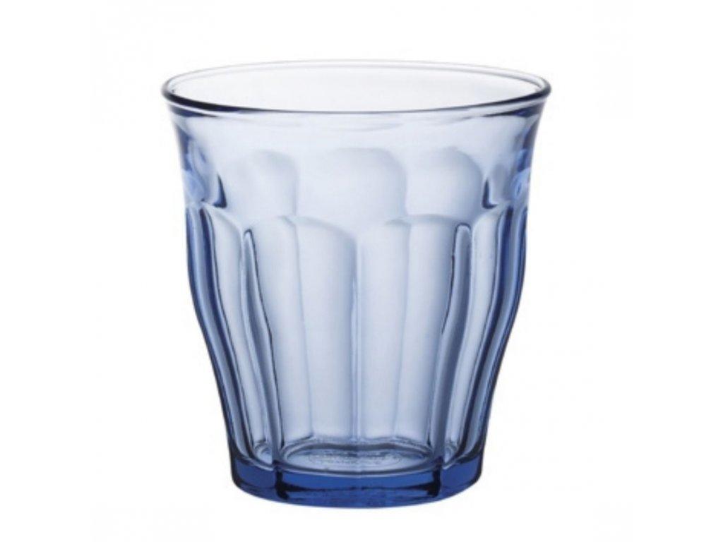 Picardie sklenice modrá 220 ml