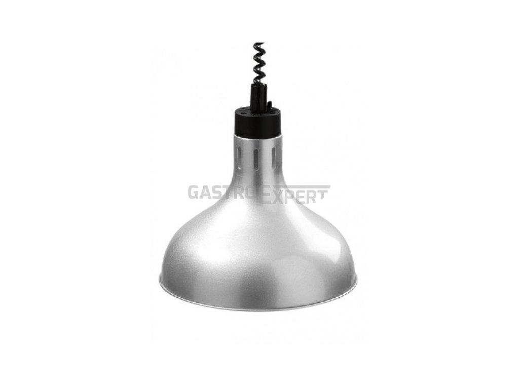 Infra lampa závěsná (Ø 29) Infra lampa závěsná - chrom