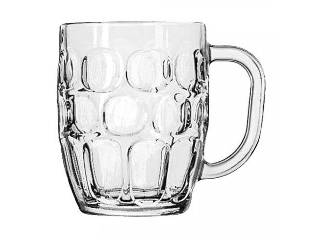 sklenice na pivo pullitr