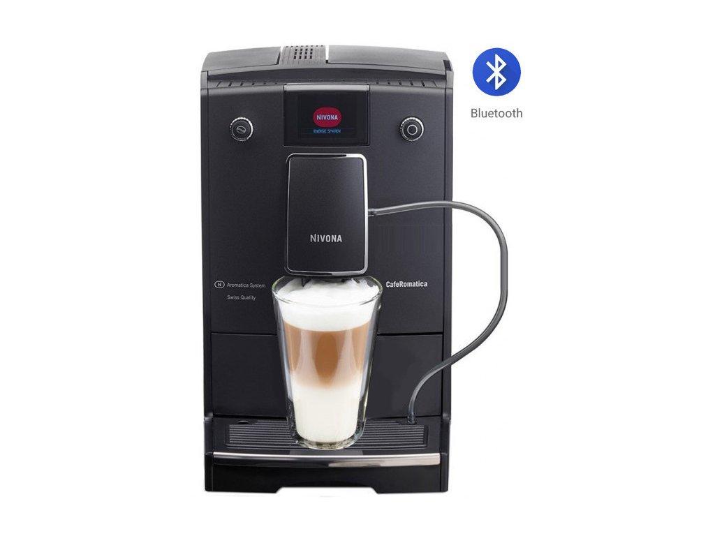 Automatický kávovar NIVONA NICR 759  + 1 kg zrnkové kávy Golden Brasil in Brown ZDARMA