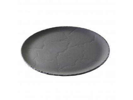 Talíř kulatý Basalt 32cm