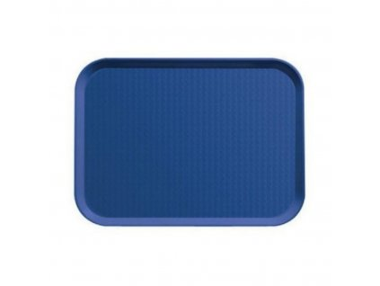 Podnos Fast Food modrý 300 x 410 mm