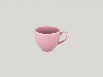 Šálek na kávu - pink Vintage