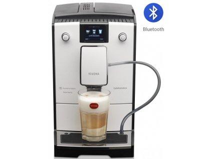 Automatický kávovar NIVONA NICR 779  + 1 kg zrnkové kávy Golden Brasil in Brown ZDARMA