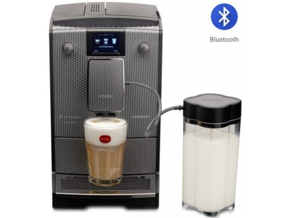 Automatický kávovar NIVONA NICR 789  + 1 kg zrnkové kávy Golden Brasil in Brown ZDARMA