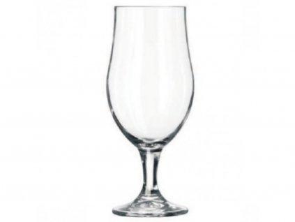 pivni sklenice na stopce