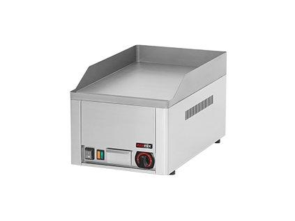 FTH 30 E - Grilovací deska 32x48 el. hladká, stolní 230 v