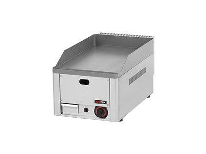 FTH 30 G - Grilovací deska 32x48 pl. hladká, stolní
