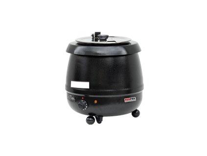 KNP 1 - Kotlík na polévku černý