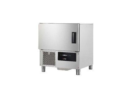 SHF 0511 - Šoker 5x GN 1/1 digi. ovl. panel PET 230 V