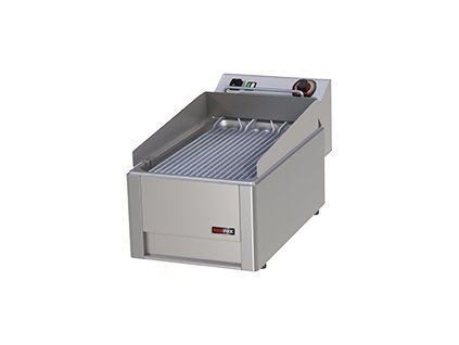 GV 30 E - Vodní gril el. ohřev přímý 31x48 stolní 230 V