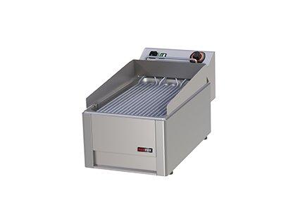 GV 30 ET - Vodní gril el. ohřev přímý 31x48 stolní 400 V