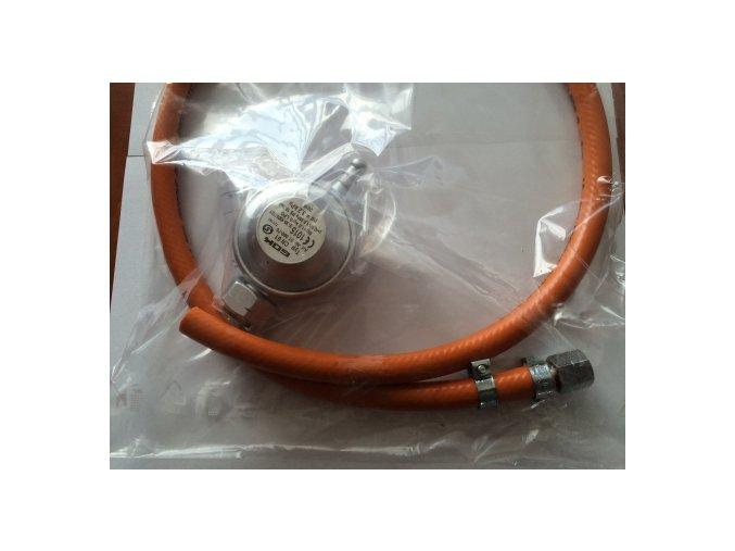 Sada hadice, regulátoru a nátrubku pro připojení grilu Didamat