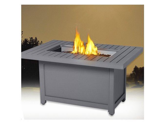 Patio Flame Hampton obdélníkový stůl
