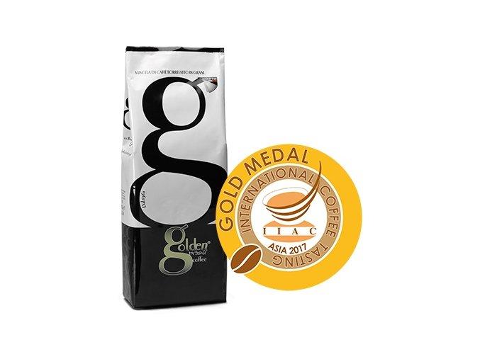 Káva a medaile