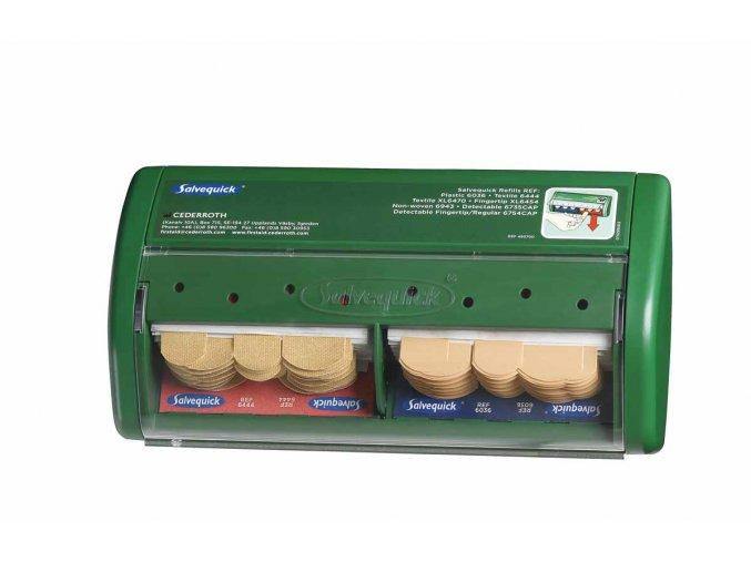 Dávkovač plastových a textilních náplastí Cederroth 490700