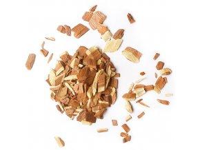Vonné dřevěné šupiny ořech