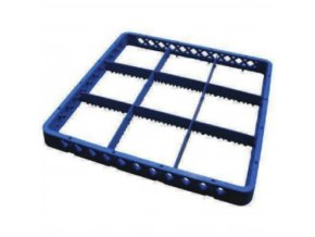 Nástavec 9 pozic 50x50x4,2 cm skla 14,9 cm