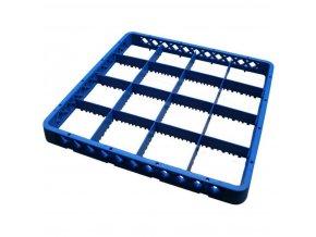 Nástavec 16 pozic 50x50x4,2 cm skla 11 cm