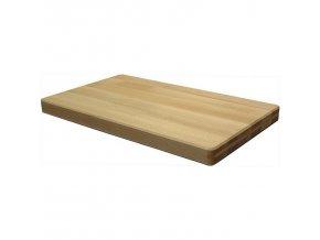 Dřevěná deska 60x35x4 cm