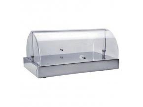 Poklop Rolltop akrylový 47x27cm pro AB-770-R50