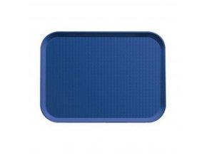 Podnos Fast Food - tmavě modrý 300 x 410 mm