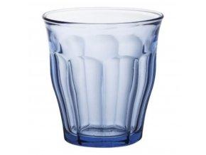 Sklenice Picardie 250 ml modrá