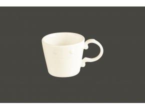 Šálek na espresso - Princess White gold