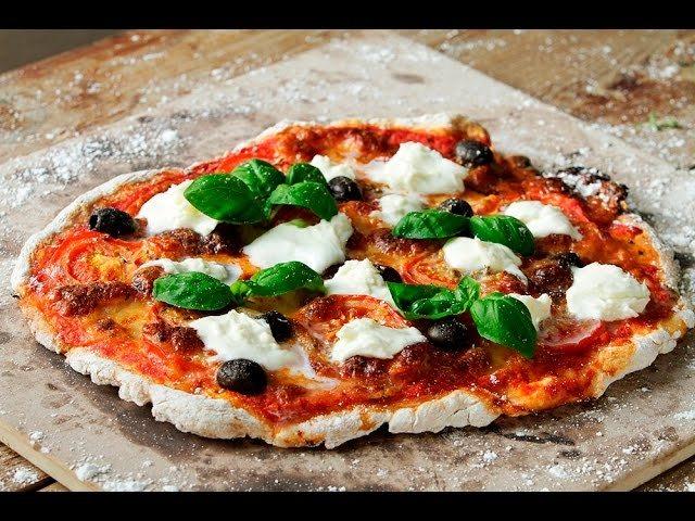 Upečte si doma pizzu jako z pizzerie