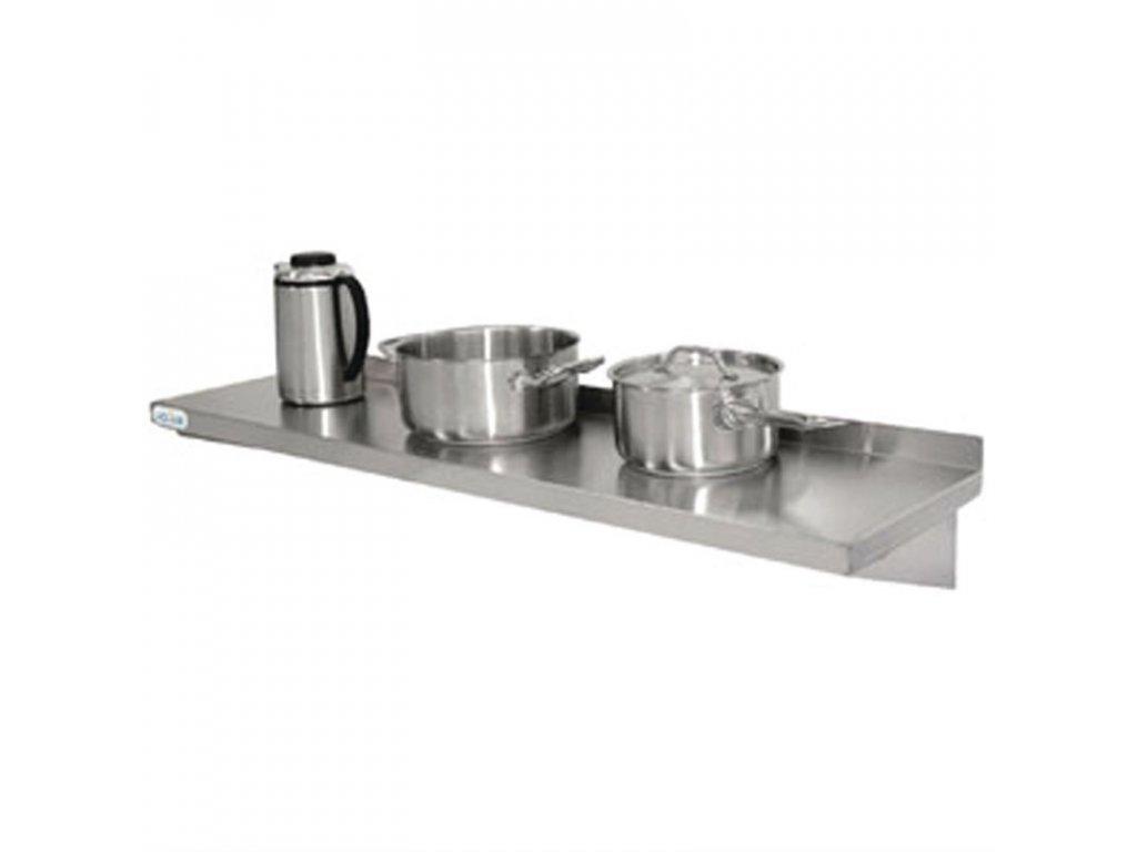 46738 vogue kuchynska police nerezova 900mm
