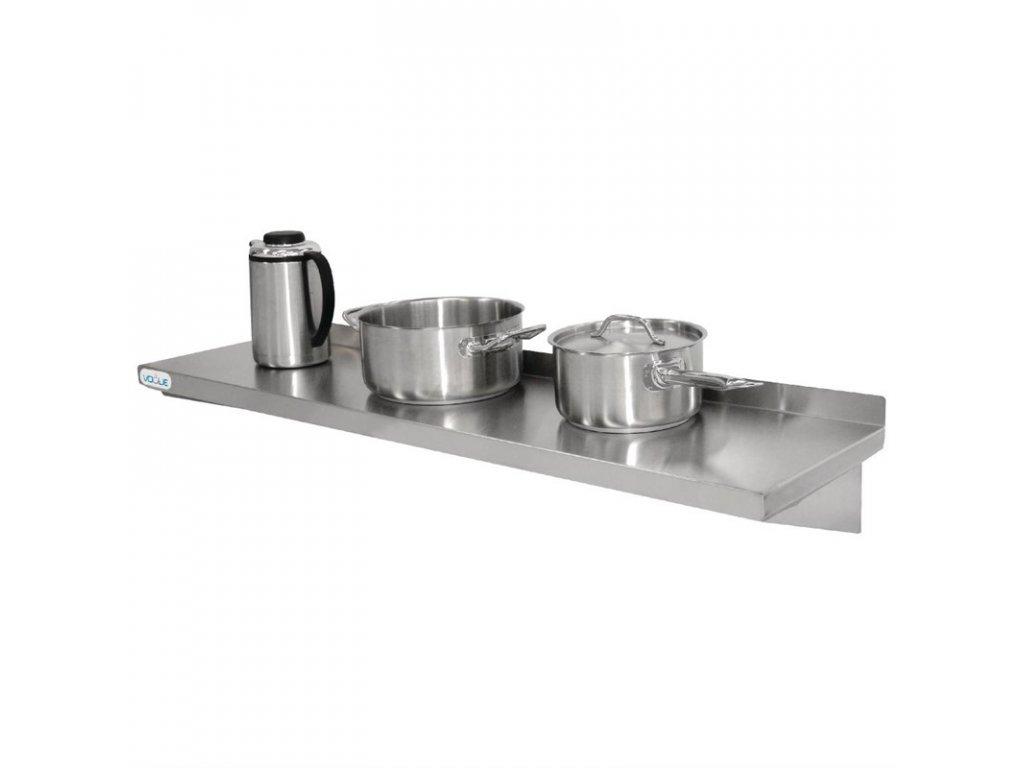 46741 vogue kuchynska police nerezova 600mm vhodna pro salamander gf452