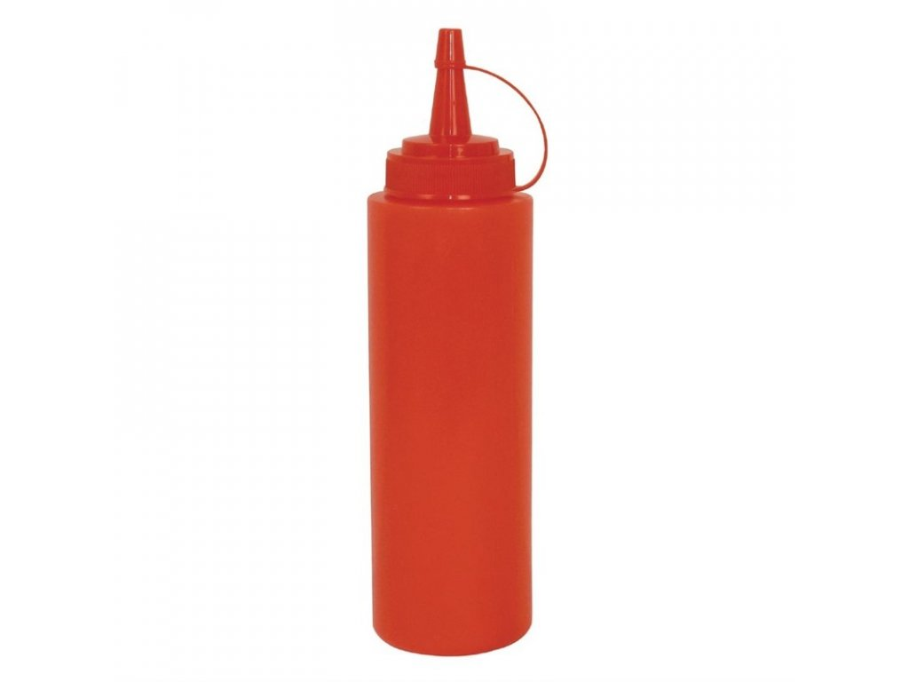 46984 vogue mackaci lahev na omacku cervena 994ml